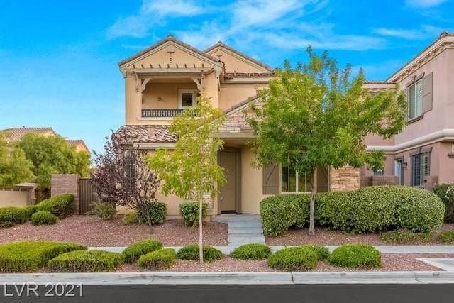 11277 Corsica Mist Avenue, Las Vegas, NV 89135 (MLS #2333540) :: Lindstrom Radcliffe Group
