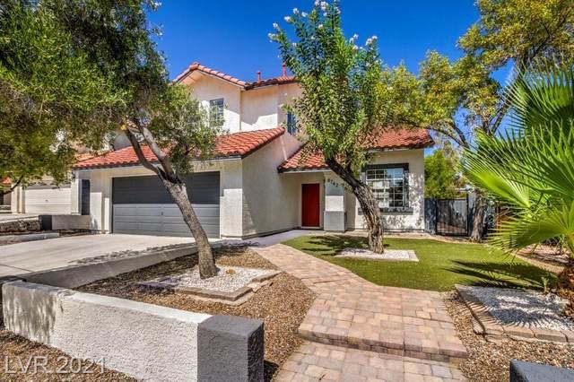 8742 Point Kristi Circle, Las Vegas, NV 89147 (MLS #2333545) :: Hebert Group   eXp Realty
