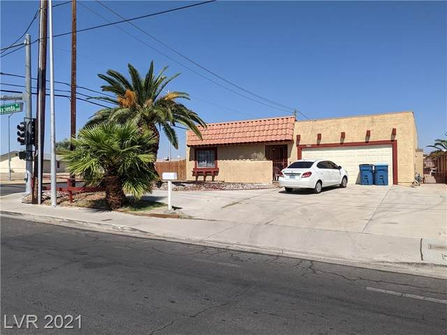 5002 E Hacienda Avenue, Las Vegas, NV 89122 (MLS #2333546) :: Hebert Group   eXp Realty