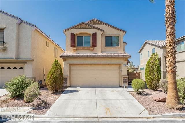 3531 Ashford Grove Street, Las Vegas, NV 89122 (MLS #2333570) :: Jeffrey Sabel