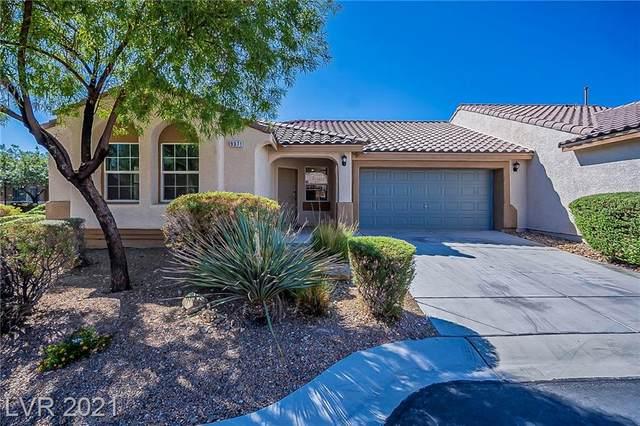 9371 Borough Park Street, Las Vegas, NV 89178 (MLS #2333575) :: Hebert Group | eXp Realty