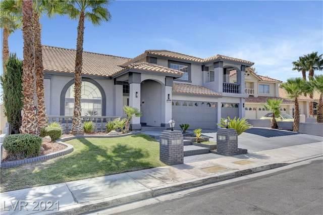 9661 Stoney Creek Drive, Las Vegas, NV 89117 (MLS #2333579) :: Keller Williams Realty