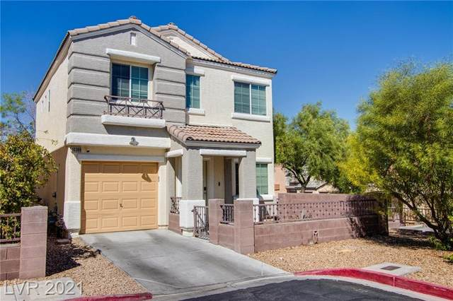 10380 Poker Alice Court, Las Vegas, NV 89129 (MLS #2333583) :: Signature Real Estate Group