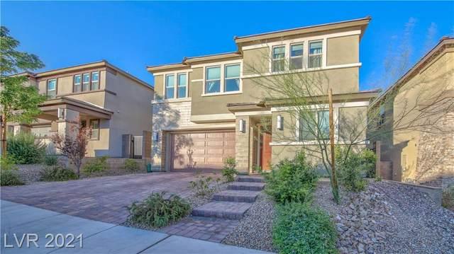 860 Elmstone Place, Las Vegas, NV 89138 (MLS #2333596) :: Alexander-Branson Team | Realty One Group