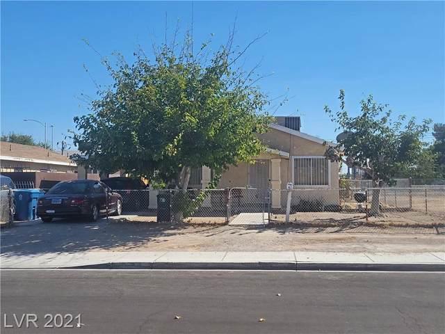 205 W Van Buren Avenue, Las Vegas, NV 89106 (MLS #2333609) :: Keller Williams Realty