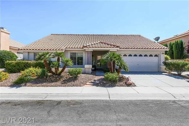 7421 Enchanted Hills Court, Las Vegas, NV 89129 (MLS #2333613) :: Lindstrom Radcliffe Group