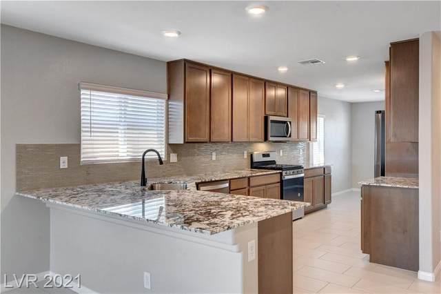 9607 Rotherham Hills Avenue, Las Vegas, NV 89178 (MLS #2333615) :: Vestuto Realty Group