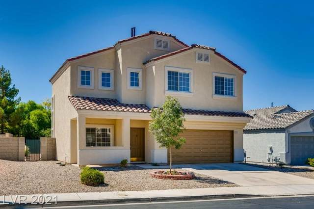 1525 Silver Sunset Drive, Henderson, NV 89052 (MLS #2333624) :: Jeffrey Sabel
