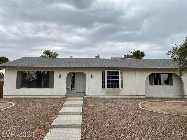 4295 W Maule Avenue, Las Vegas, NV 89118 (MLS #2333654) :: The Perna Group