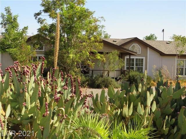 2811 W Corbin Court, Pahrump, NV 89060 (MLS #2333665) :: Galindo Group Real Estate