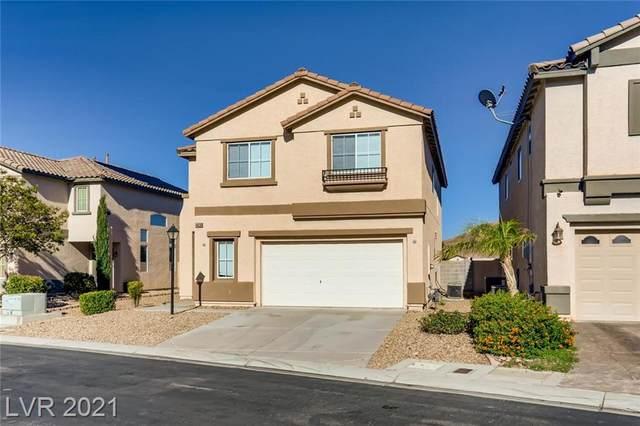 4430 Peaceful Harbor Street, Las Vegas, NV 89129 (MLS #2333673) :: Keller Williams Realty