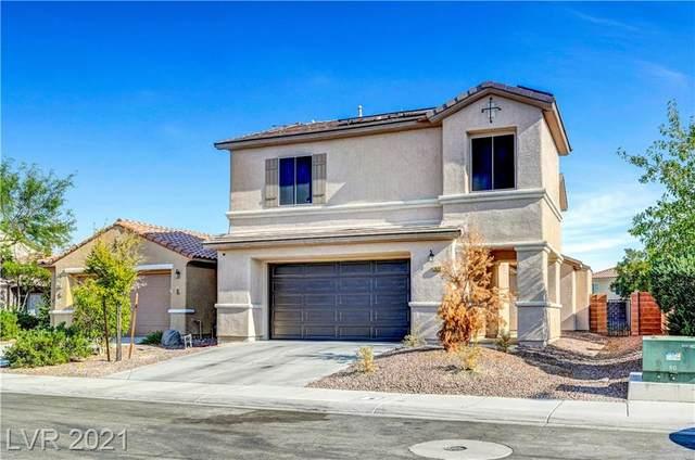 7028 Diver Avenue, North Las Vegas, NV 89084 (MLS #2333675) :: Hebert Group   eXp Realty