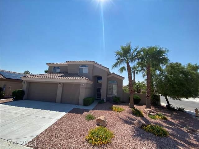159 Skipping Stone Lane, Las Vegas, NV 89123 (MLS #2333679) :: Signature Real Estate Group