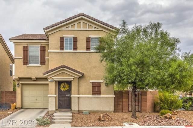 608 Lapford Street, Las Vegas, NV 89178 (MLS #2333687) :: Custom Fit Real Estate Group