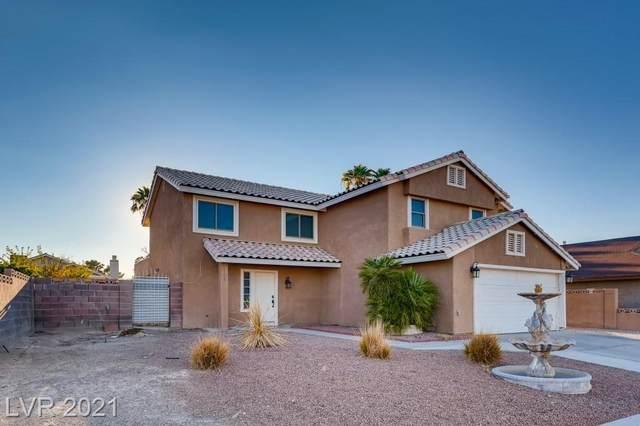 7197 Sixshooter Drive, Las Vegas, NV 89119 (MLS #2333688) :: Signature Real Estate Group