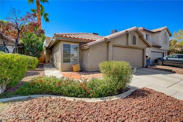 2287 Sierra Stone Lane, Las Vegas, NV 89119 (MLS #2333701) :: Lindstrom Radcliffe Group