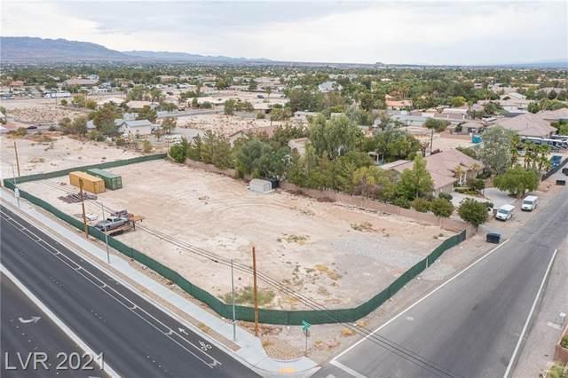 4815 N Pioneer Way, Las Vegas, NV 89149 (MLS #2333706) :: Alexander-Branson Team | Realty One Group