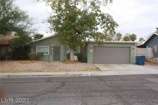 5097 Gains Mill Street, Las Vegas, NV 89122 (MLS #2333708) :: Hebert Group   eXp Realty