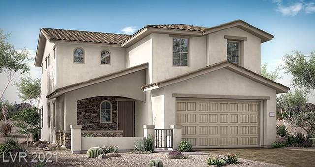 8805 Highland Skye Drive, Las Vegas, NV 89166 (MLS #2333713) :: Hebert Group | eXp Realty