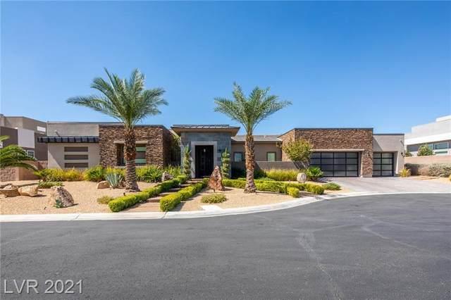 2631 Eldora Estates Court, Las Vegas, NV 89117 (MLS #2333718) :: Kypreos Team