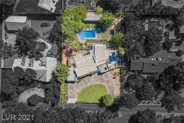 1925 Silver Avenue, Las Vegas, NV 89102 (MLS #2333726) :: Galindo Group Real Estate