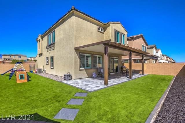 8036 Skye Dragon Street, Las Vegas, NV 89166 (MLS #2333750) :: Jeffrey Sabel