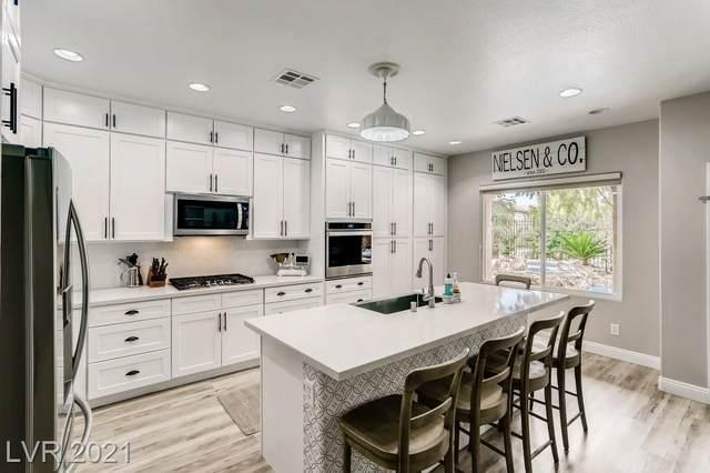 817 Colina Alta Place, Las Vegas, NV 89138 (MLS #2333751) :: Lindstrom Radcliffe Group