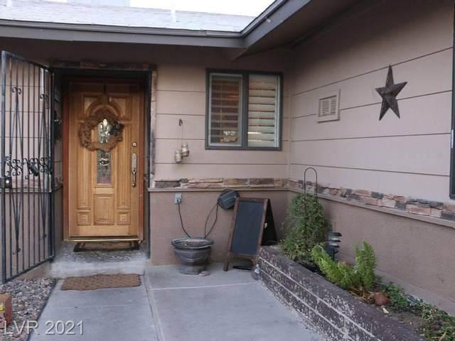 121 Shadow Lane, Las Vegas, NV 89106 (MLS #2333764) :: The Perna Group