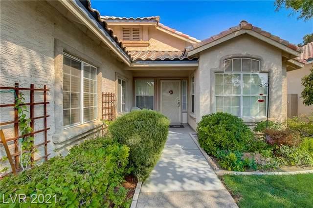 3464 Meridale Drive, Las Vegas, NV 89117 (MLS #2333766) :: Lindstrom Radcliffe Group