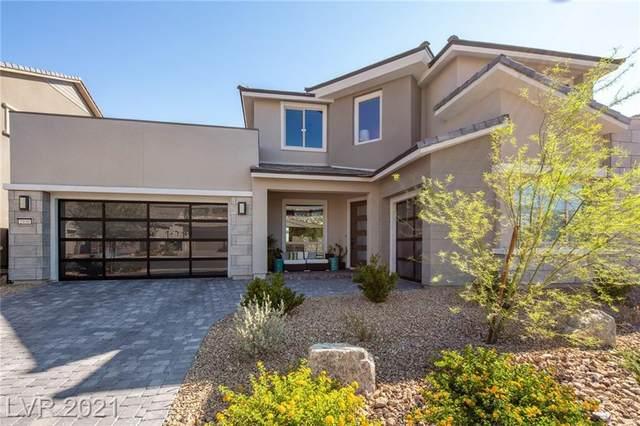 2930 Raywood Ash Drive, Las Vegas, NV 89138 (MLS #2333776) :: Kypreos Team