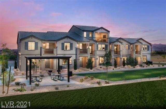 489 Anthurium Place Lot 122, Henderson, NV 89015 (MLS #2333778) :: Jeffrey Sabel