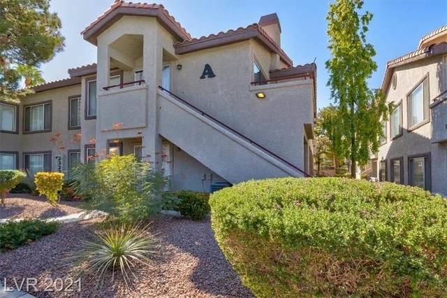 4955 Lindell Road #202, Las Vegas, NV 89118 (MLS #2333782) :: Jack Greenberg Group