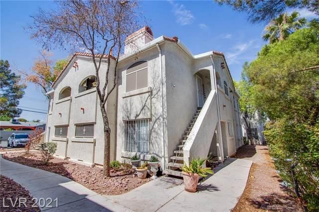 4304 W Lake Mead Boulevard #101, Las Vegas, NV 89108 (MLS #2333784) :: Signature Real Estate Group