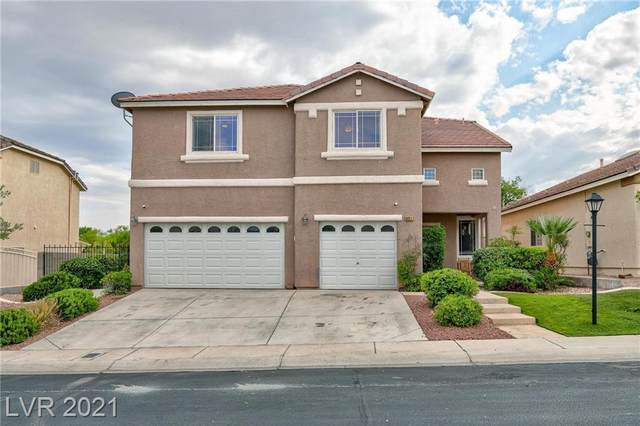8921 Loggers Mill Avenue, Las Vegas, NV 89143 (MLS #2333787) :: Lindstrom Radcliffe Group