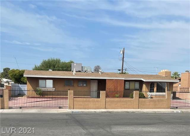 1021 Magnolia Avenue, Las Vegas, NV 89108 (MLS #2333788) :: Signature Real Estate Group