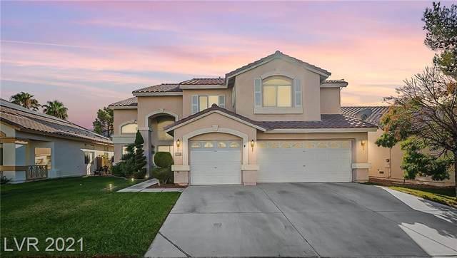 3730 White Carnation Street, Las Vegas, NV 89147 (MLS #2333791) :: Galindo Group Real Estate