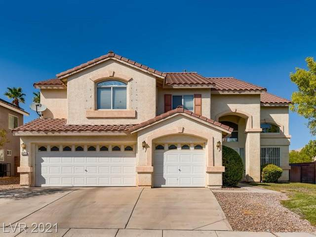 8022 Yellow Daisy Avenue, Las Vegas, NV 89147 (MLS #2333800) :: Lindstrom Radcliffe Group