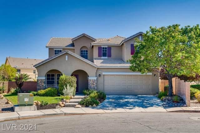 2542 Highland Cliff Drive, Henderson, NV 89052 (MLS #2333801) :: The Chris Binney Group | eXp Realty