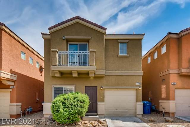 9446 Mad Dog Street, Las Vegas, NV 89178 (MLS #2333803) :: The Chris Binney Group | eXp Realty