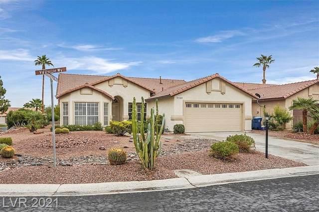 5520 Vansville Way, Las Vegas, NV 89130 (MLS #2333808) :: Hebert Group | eXp Realty