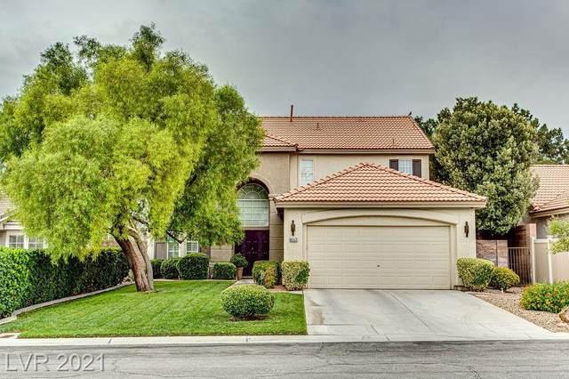 9553 Teton Vista Avenue, Las Vegas, NV 89117 (MLS #2333811) :: Kypreos Team