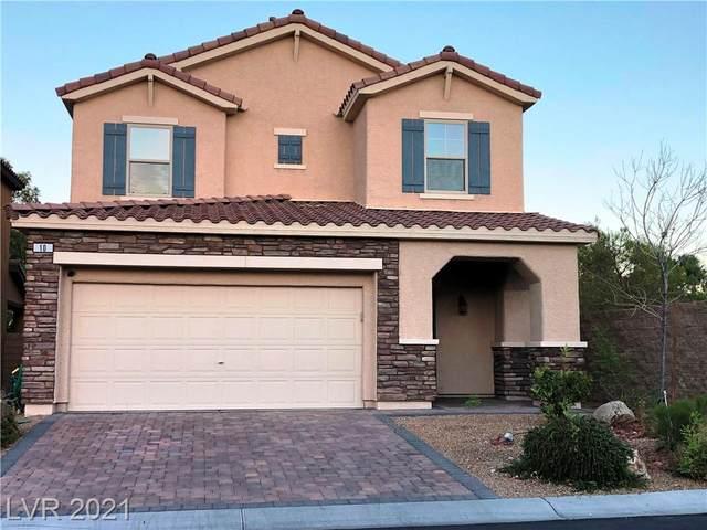 10 Tribute Peak Way, Las Vegas, NV 89148 (MLS #2333812) :: The Chris Binney Group | eXp Realty