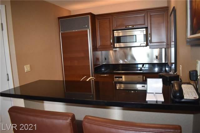 135 E Harmon Avenue #314, Las Vegas, NV 89109 (MLS #2333813) :: Jeffrey Sabel