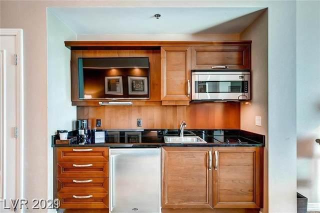 145 E Harmon Avenue #211, Las Vegas, NV 89109 (MLS #2333816) :: Jeffrey Sabel