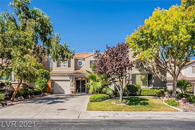 505 Sierra Peak Court, Henderson, NV 89052 (MLS #2333820) :: Signature Real Estate Group