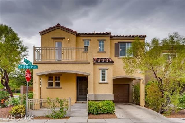 9121 Mcginnis Avenue, Las Vegas, NV 89148 (MLS #2333821) :: The Perna Group