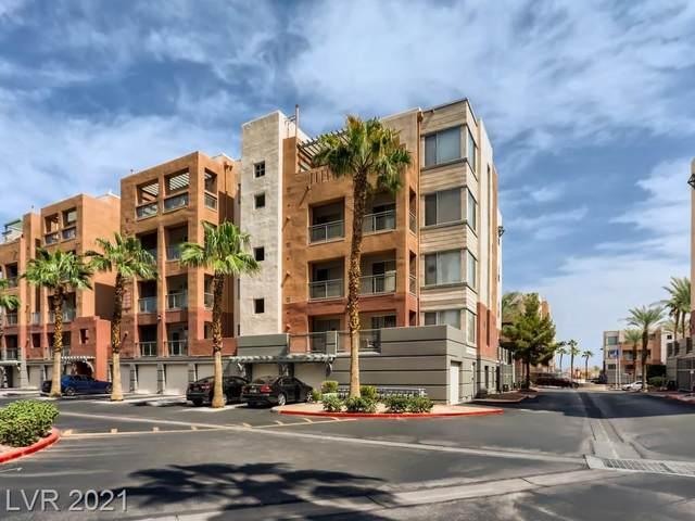 15 E Agate Avenue #209, Las Vegas, NV 89123 (MLS #2333828) :: Vestuto Realty Group