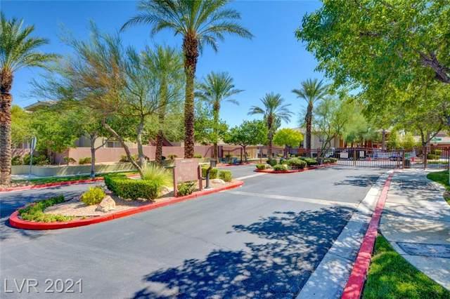905 Duckhorn Court #103, Las Vegas, NV 89144 (MLS #2333835) :: Galindo Group Real Estate