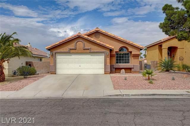 890 E Prairie Grass Drive, Las Vegas, NV 89123 (MLS #2333842) :: Signature Real Estate Group