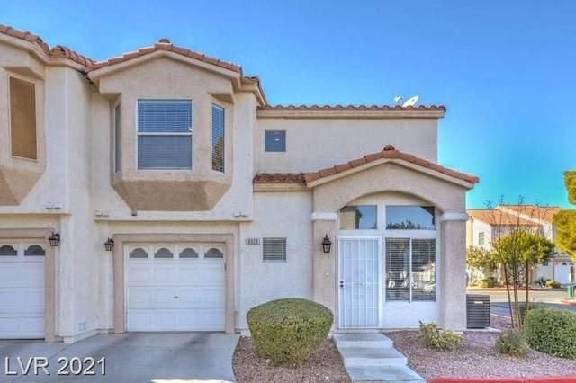 6929 Coral Rock Drive, Las Vegas, NV 89108 (MLS #2333843) :: Signature Real Estate Group